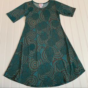 LuLuRoe girls dress size 8 GUC